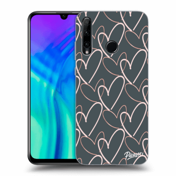 Obal pro Honor 20 Lite - Lots of love