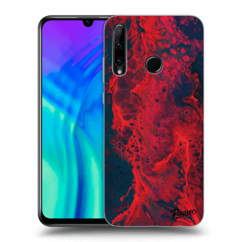 Obal pro Honor 20 Lite - Organic red