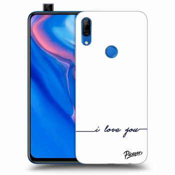 Obal pro Huawei P Smart Z - I love you