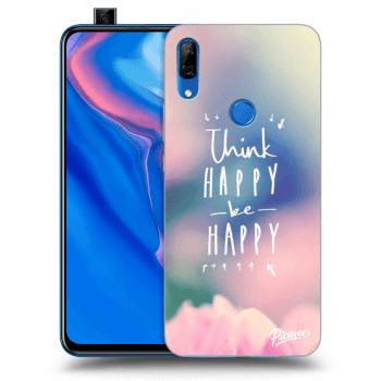 Obal pro Huawei P Smart Z - Think happy be happy