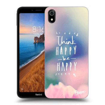 Obal pro Xiaomi Redmi 7A - Think happy be happy