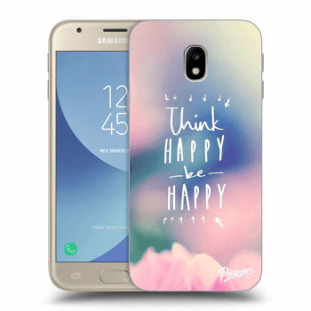 Obal pro Samsung Galaxy J3 2017 J330F - Think happy be happy