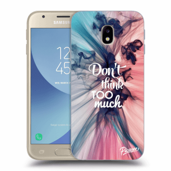 Obal pro Samsung Galaxy J3 2017 J330F - Don't think TOO much