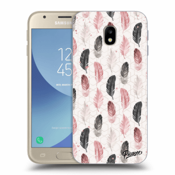 Obal pro Samsung Galaxy J3 2017 J330F - Feather 2