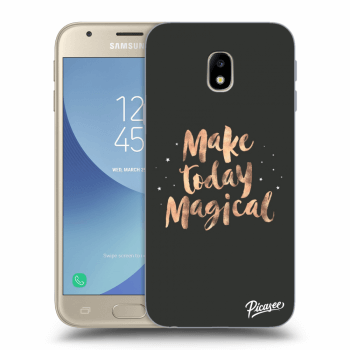 Obal pro Samsung Galaxy J3 2017 J330F - Make today Magical