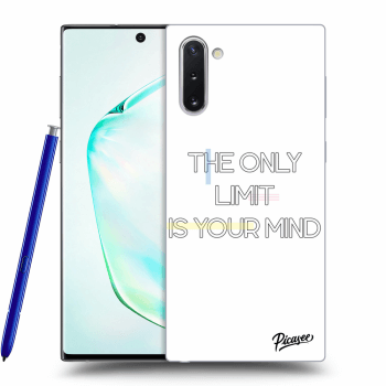 Obal pro Samsung Galaxy Note10 N970F - The only limit is your mind