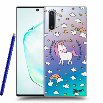 Obal pro Samsung Galaxy Note10 N970F - Unicorn star heaven