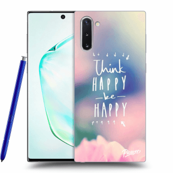 Obal pro Samsung Galaxy Note10 N970F - Think happy be happy