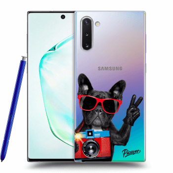 Obal pro Samsung Galaxy Note10 N970F - French Bulldog