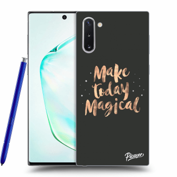 Obal pro Samsung Galaxy Note10 N970F - Make today Magical