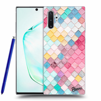 Obal pro Samsung Galaxy Note10+ N975F - Colorful roof