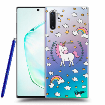 Obal pro Samsung Galaxy Note10+ N975F - Unicorn star heaven