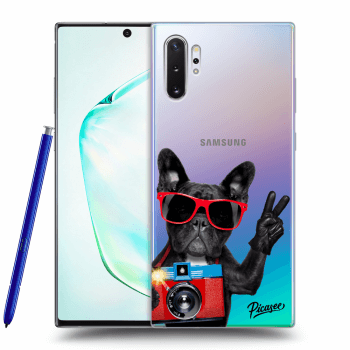 Obal pro Samsung Galaxy Note10+ N975F - French Bulldog