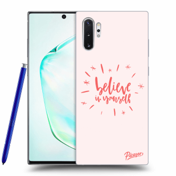 Obal pro Samsung Galaxy Note10+ N975F - Believe in yourself