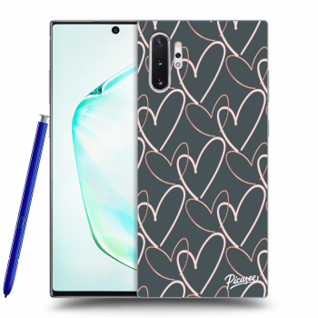 Obal pro Samsung Galaxy Note10+ N975F - Lots of love