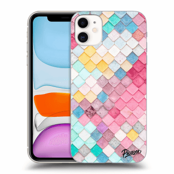 Obal pro Apple iPhone 11 - Colorful roof