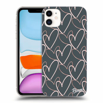 Obal pro Apple iPhone 11 - Lots of love