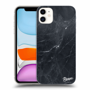 Obal pro Apple iPhone 11 - Black marble