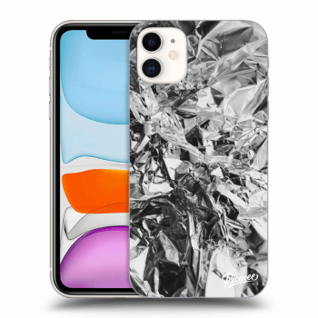 Obal pro Apple iPhone 11 - Chrome