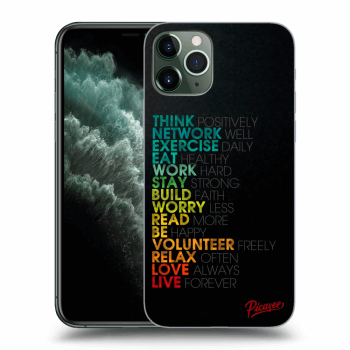 Obal pro Apple iPhone 11 Pro - Motto life