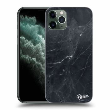 Obal pro Apple iPhone 11 Pro - Black marble