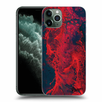 Obal pro Apple iPhone 11 Pro - Organic red
