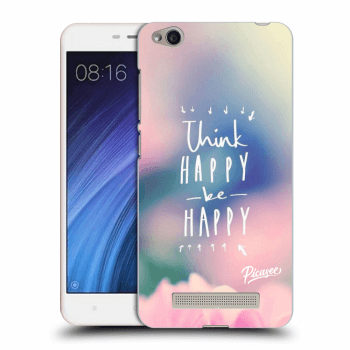 Obal pro Xiaomi Redmi 4A - Think happy be happy