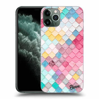 Obal pro Apple iPhone 11 Pro Max - Colorful roof