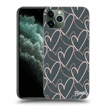 Obal pro Apple iPhone 11 Pro Max - Lots of love