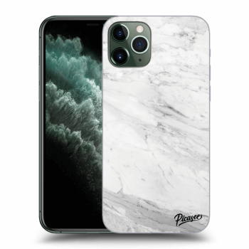 Obal pro Apple iPhone 11 Pro Max - White marble