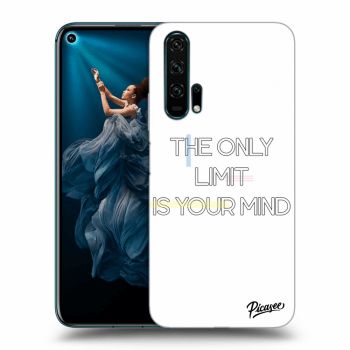 Obal pro Honor 20 Pro - The only limit is your mind