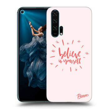 Obal pro Honor 20 Pro - Believe in yourself
