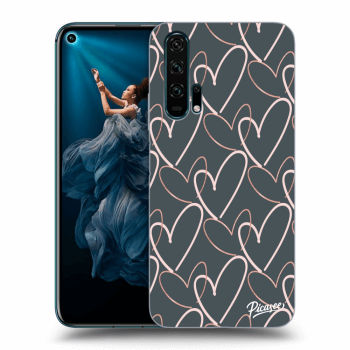 Obal pro Honor 20 Pro - Lots of love