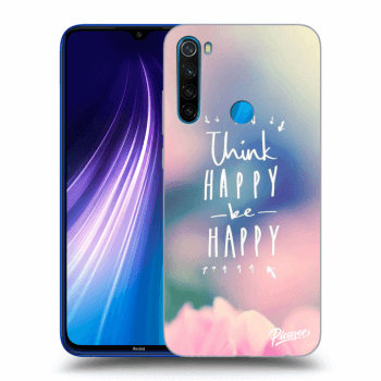 Obal pro Xiaomi Redmi Note 8 - Think happy be happy