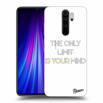 Obal pro Xiaomi Redmi Note 8 Pro - The only limit is your mind