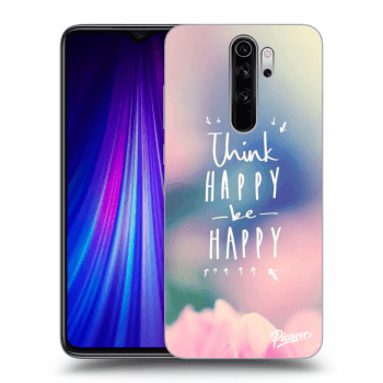 Obal pro Xiaomi Redmi Note 8 Pro - Think happy be happy