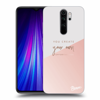 Obal pro Xiaomi Redmi Note 8 Pro - You create your own opportunities