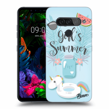 Obal pro LG G8s ThinQ - Girls Summer