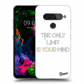 Obal pro LG G8s ThinQ - The only limit is your mind