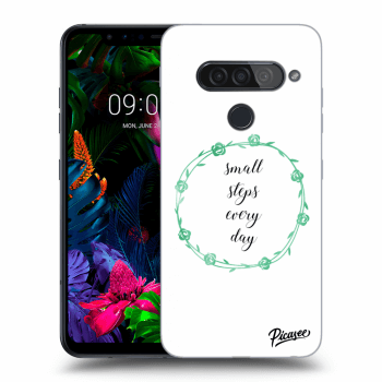 Obal pro LG G8s ThinQ - Small steps every day