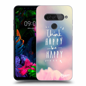 Obal pro LG G8s ThinQ - Think happy be happy