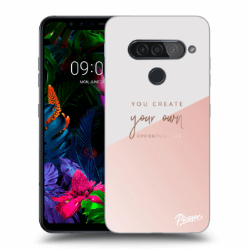 Obal pro LG G8s ThinQ - You create your own opportunities
