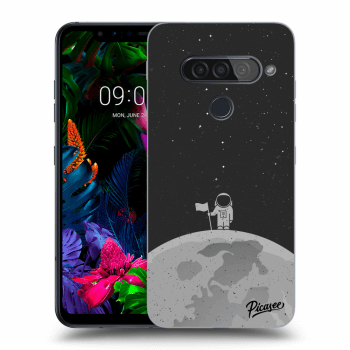Obal pro LG G8s ThinQ - Astronaut