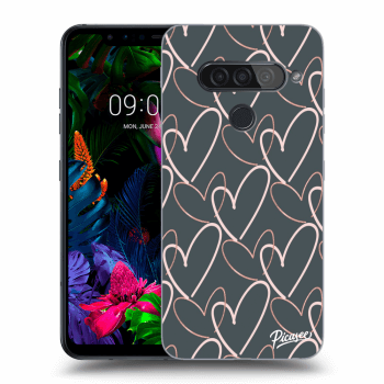 Obal pro LG G8s ThinQ - Lots of love