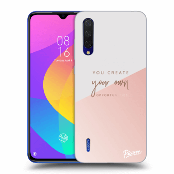 Obal pro Xiaomi Mi 9 Lite - You create your own opportunities