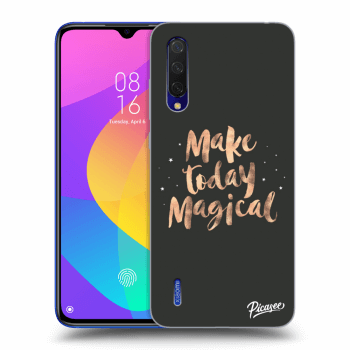Obal pro Xiaomi Mi 9 Lite - Make today Magical