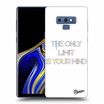 Obal pro Samsung Galaxy Note 9 N960F - The only limit is your mind