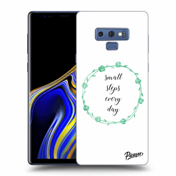 Obal pro Samsung Galaxy Note 9 N960F - Small steps every day