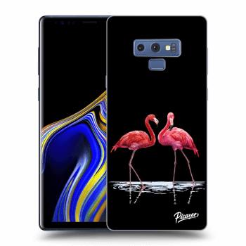 Obal pro Samsung Galaxy Note 9 N960F - Flamingos couple