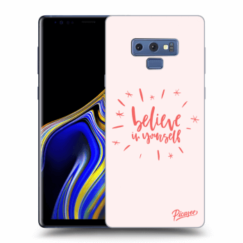 Obal pro Samsung Galaxy Note 9 N960F - Believe in yourself